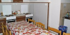 Kitchen - Terezian dormitory